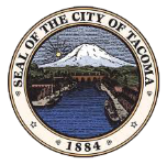 Seal of the City of Tacoma