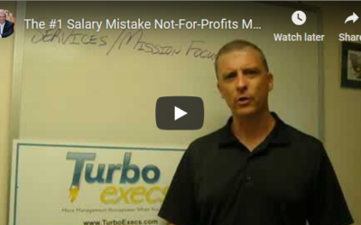 The #1 Salary Mistake Not-For-Profits Make