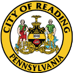 City of Reading PA logo